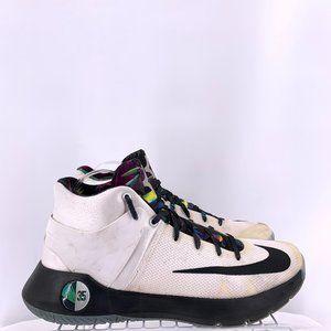 Nike KD Trey 5 White Black Multi Color Size 11.5